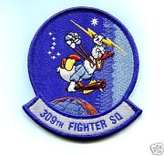 US Air Force Squadron Patch