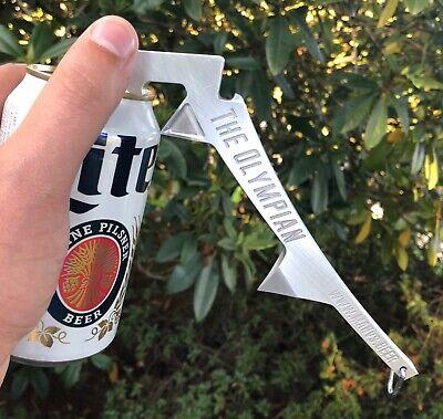 The Olympian Beer Shotgun Tool - Quarantine Boredom Survival Device
