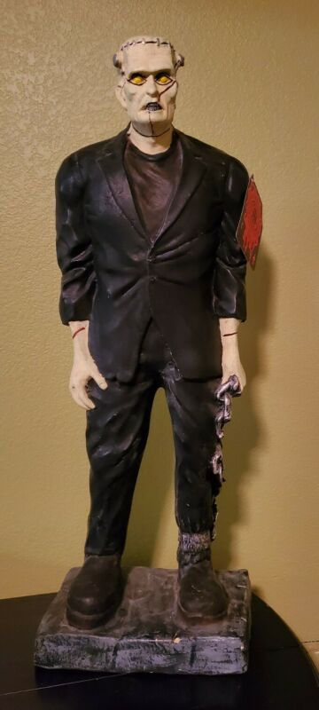"DON POST FRANKENSTEIN 30"" FIGURE WITH ORIGINAL TAG 2000"
