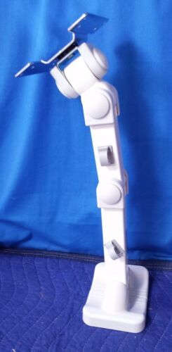 Clinton Electronics CE-178A-G Articulating Arm Wall Mount WHITE [CTNO]