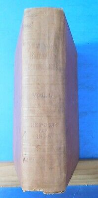Board of Railroad Commissioners of the State Of New York 1898 Volume 1