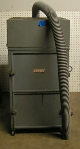 """Torit Dust Collector Model# 64 with 3/4 HP Motor & 3"""" Hose Fitting on Wheels"""