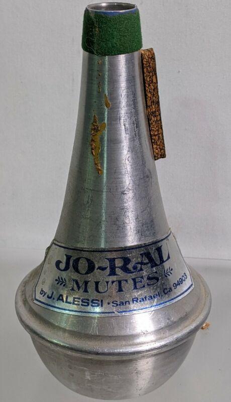 Vintage Jo-Ral mute BY J.Alessi San Rafael, CA 94903 EUC