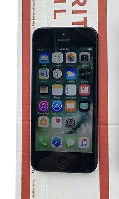 Apple iPhone 5 - 16GB-Black & Slate (GSM-AT&T-LTE) (Please Read)