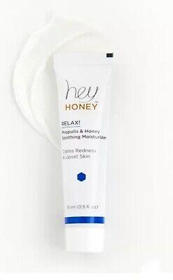 HEY HONEY Relax! Propolis & Honey Soothing Moisturizer 15 ML(0.5 Fl. Oz) MINI