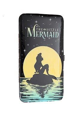 Hot Mermaid Costume (Disney The Little Mermaid Ariel Night Girl's Hinge Wallet Black Hot Topic  -)