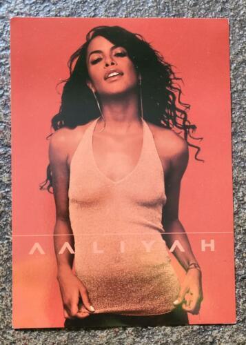 Rare AALIYAH Promotional (Promo) 5