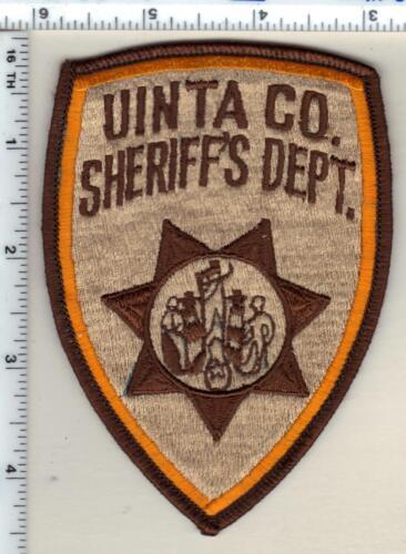 Uinta County Sheriff