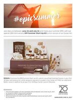 Until July 31 Become an Epicure Consultant for only $99