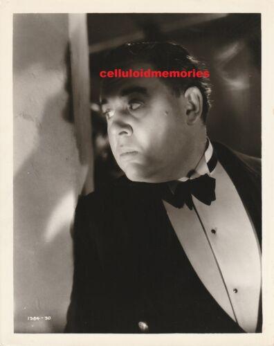 Original Photo 1932 Charles Laughton Paramount Portrait Devil and the Deep