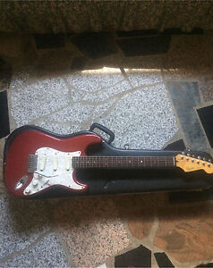 Fender Stratocaster Condell Park Bankstown Area Preview