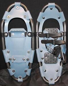 "Medium Snowshoes Approximately 22"" Long"