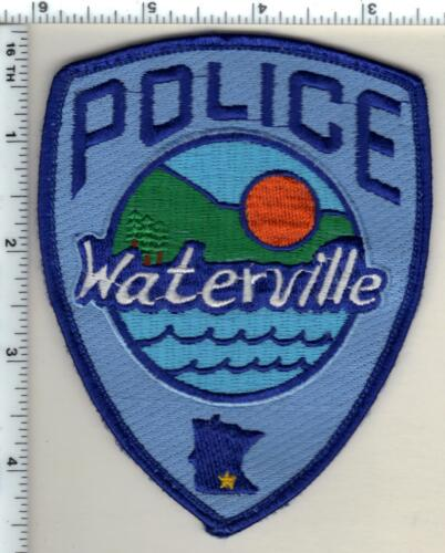 Waterville Police (Minnesota)  Shoulder Patch new 1991