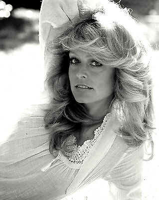 Farrah Fawcett Charlies Angels 8.5x11 Photo