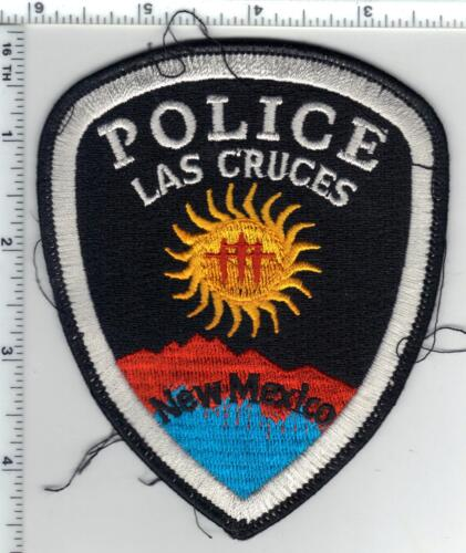 Las Cruces Police (New Mexico) 4th Issue Uniform Take-Off Shoulder Patch