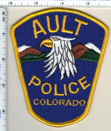 Ault Police (Colorado) Shoulder Patch - new from 1992