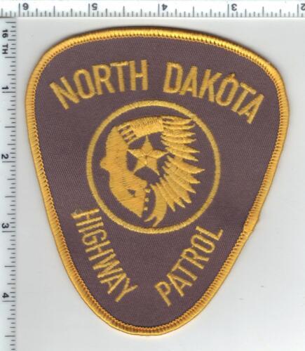 Highway Patrol (North Dakota) 2nd Issue Shoulder Patch