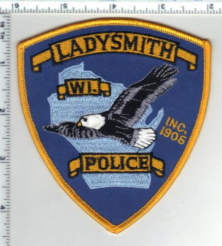 Ladysmith Police (Wisconsin) 2nd Issue Shoulder Patch