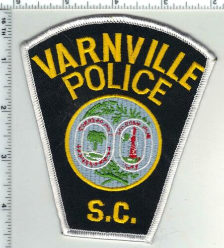 Varnville Police (South Carolina) 1st Issue Shoulder Patch