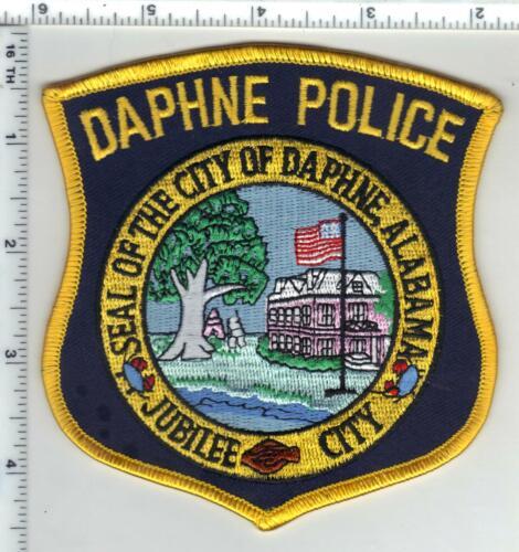 Daphne Police (Alabama) 1st Issue Shoulder Patch