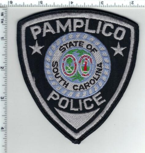 Pamplico Police (South Carolina) Shoulder Patch new from the 1980