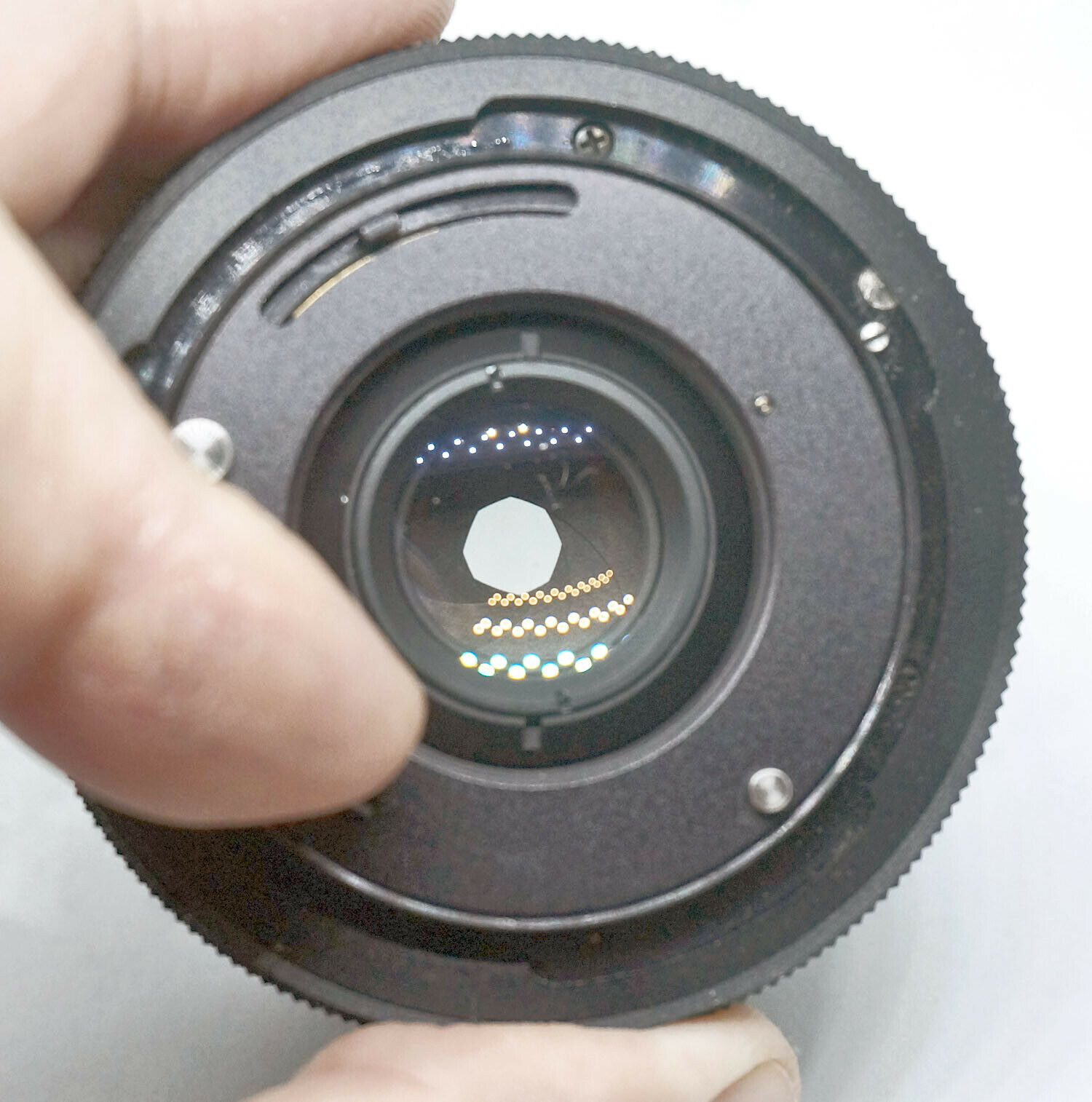 Wide LENS For SLR Camera With Canon FD Mount PROMASTER 2.8-28 VG PHL0028  - $45.00
