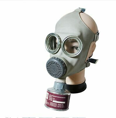 Industrial Facility Maintenance Safety Gas Mask