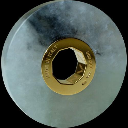 SENZANOME Jade Coin Collections. Piece 003-006 Certified Jadeite Jade
