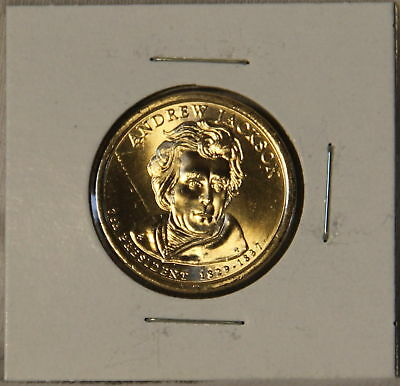 Andrew Jackson 2008 D Presidential Dollar Coin Uncirculated Denver Bu