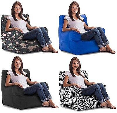 Big Joe SmartMax Duo Bean Bag Chair Adult Kids Room Dorm (Choose Color)