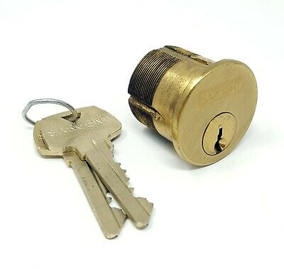 Sargent 1 18 Mortise Cylinder Us4 Finish Lg Keyway Replacement Locksmith