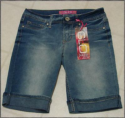 Junior Jean Shorts Glo