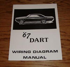 1967 dodge dart wiring diagram manual 67 image is loading 1967 dodge dart wiring diagram manual 67