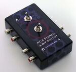 SwitchBlade Audio