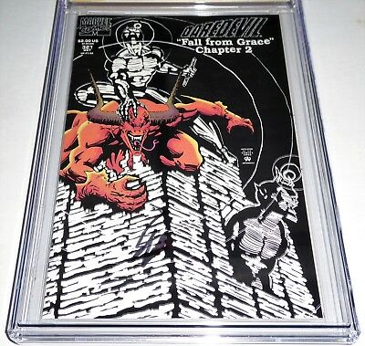 Daredevil #321 CGC SS Signature Autograph STAN LEE Glow in the Dark Edition NUTS 2