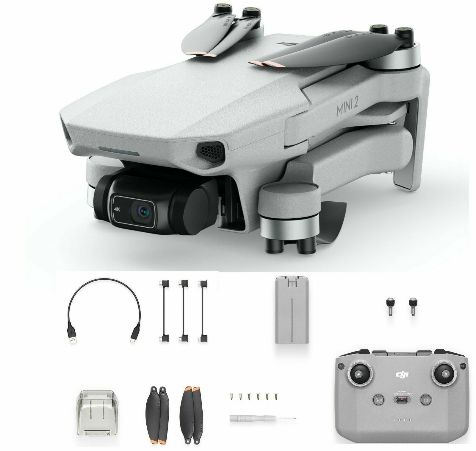 Details about DJI Mini 2 Drone Ready To Fly