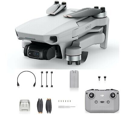 DJI Mini 2 Drone Ready To Fly