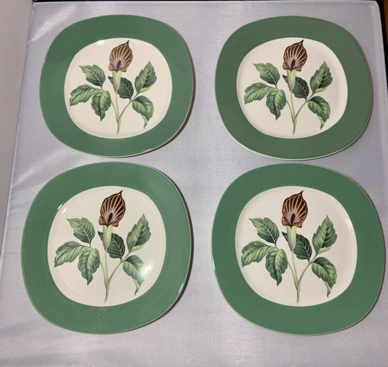 Taylor Smith Taylor Conversation King Odell Jack In Pulpit 4 Salad Plates