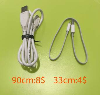 33cm/90cm, Android Mobile charge & data transmission cable
