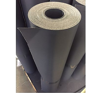 1 Rolle 65m² Milchtütenpapier 350g/m² SCHWARZ Abdeckpapier Milchkarton PE besch.