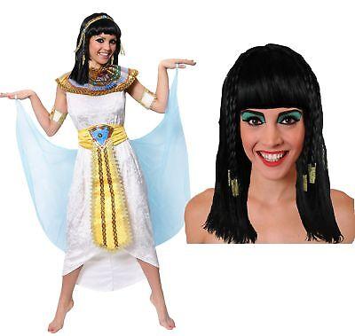ÄGYPTEN KÖNIGIN VOM NIL KLEOPATRA PHARAO VERKLEIDUNG KOSTÜM - Nil Königin Kleopatra Kostüme