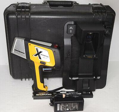 Calibrated Olympus Dp-2000 Delta Premium Xrf Analyzer Dp2000 Walloy Plus