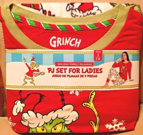 NWT Dr Seuss Grinch Women