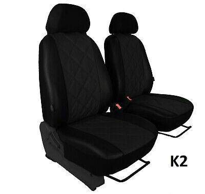 LAND ROVER FREELANDER Mk1 5 DOOR 1998-2006 ECO LEATHER TAILORED SEAT COVERS