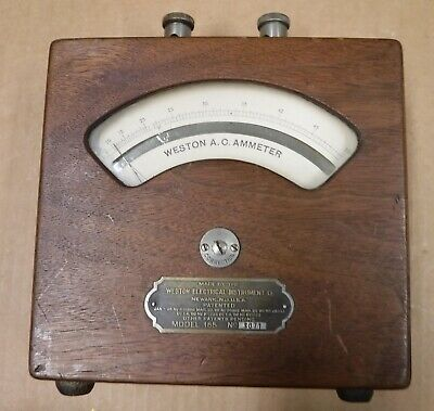 Vintage Weston Model 155  Free Shipping