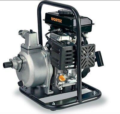 Power Pump 4T A Petrol Self-Priming Portable Aluminium WORTEX Lw 30 2,5 HP