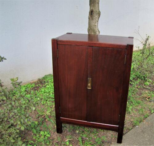 Antique  A&C celleret Liquer cabinet (Stickley era )w2962