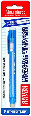 Staedtler Mars Plastic Retractable Stick Eraser Latex Free Vinyl Germany 528 50