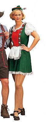 Sexy Dirndl grün Kostüm 36-46 Oktoberfest Wiesn Dirndel - G Fest Kostüme