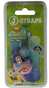 Spongebob Squarepants Phone Charm - Gary Snail - Flashing Light - New